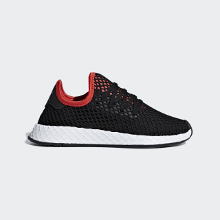 Deerupt Runner Shoes Core Black / Core Black / Cloud White B41876