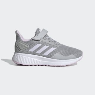 Chaussure Duramo 9 Grey Two / Aero Pink / Cloud White EE6927