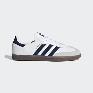 Samba OG Shoes Ftwr White / Collegiate Navy / Crystal White B75681