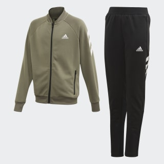 Track Suit Legacy Green / White FM5727