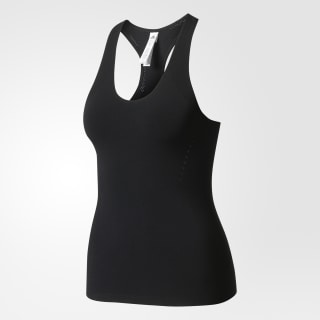 Майка Warp-Knit black BK4502