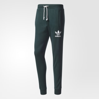 Pants 3-Stripes French Terry Green Night BR2153