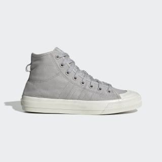 Nizza Hi RF Shoes Grey Two / Grey Two / Off White EE5606