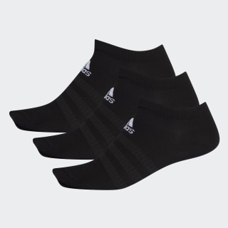 Low-Cut Socks 3 Pairs Black / Black / Black DZ9402