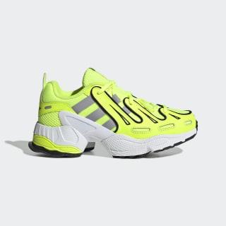 EQT Gazelle Shoes Solar Yellow / Silver Met. / Core Black EF9099