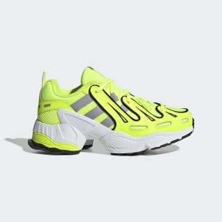 EQT Gazelle Shoes Solar Yellow / Silver Met. / Core Black EF9099