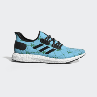 SPEEDFACTORY AM4 Sadelle's Shoes Light Blue / Core Black / Raw Lime EG7483
