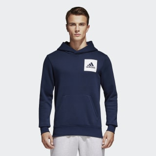 GRAPHIC SWEATSHIRT (LONG SLEEVE) ESS LOGO P/O B COLLEGIATE NAVY S98771