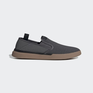 Five Ten Sleuth Slip-On Mountain Bike sko Grey / Core Black / Gum M2 EF7181