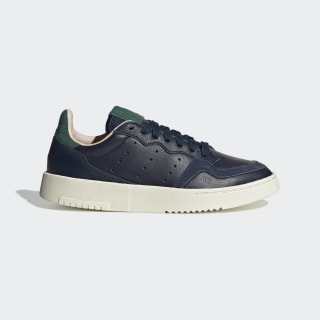 Supercourt Shoes Collegiate Navy / Collegiate Navy / Collegiate Green EF9206