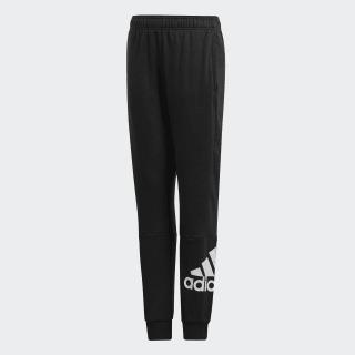 Pantaloni  Must Haves Black / White DV0786