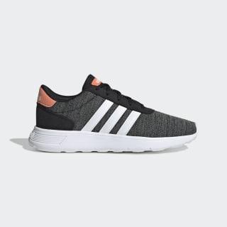 Lite Racer Shoes Core Black / Cloud White / Semi Coral EE6969