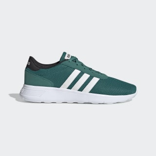 Tênis Lite Racer Active Green / Running White / Core Black EE8248