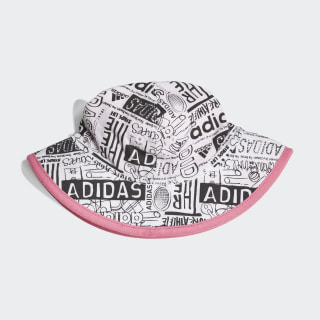 Bucket Hat Pink / Light Pink / White DW4775