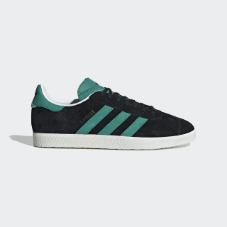 Gazelle Schuh Core Black / Crystal White / Glory Green EF5626