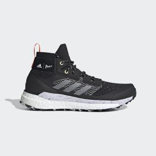 Chaussure de randonnée Terrex Free Hiker Parley Core Black / Grey Three / Blue Spirit EF0347