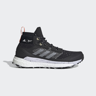 Terrex Free Hiker Parley Hiking Shoes Core Black / Grey Three / Blue Spirit EF0347