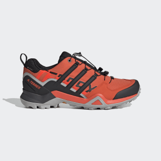 Terrex Swift R2 GORE-TEX Hiking Shoes Glory Amber / Core Black / Solar Red EH2276