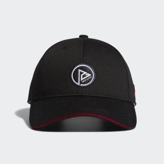 หมวกแก๊ป Dot Logo Black CL6692