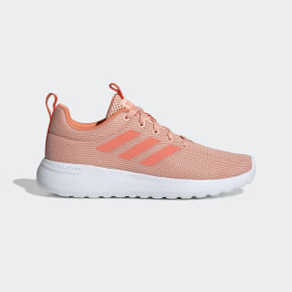 Lite Racer CLN Shoes Glow Pink / Semi Coral / Active Orange EE6957