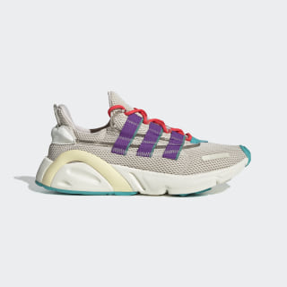LXCON Shoes Clear Brown / Active Purple / Shock Red EE7403
