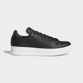 Stan Smith New Bold Shoes Core Black / Core Black / Ftwr White B28152