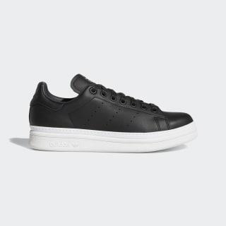 Stan Smith New Bold Shoes Core Black / Core Black / Cloud White B28152