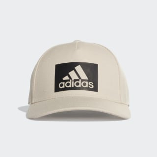 S16 adidas Z.N.E. Logo Cap Linen / White / Black DZ4548