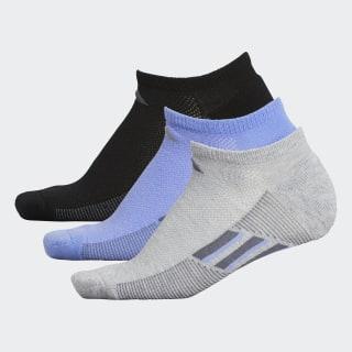 Climacool Superlite Stripe No-Show Socks 3 Pairs Multicolor CJ0603