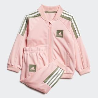 Buzo Shiny Glory Pink / Legacy Green / White FM6403