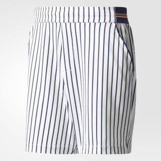 Shorts New York Striped Chalk White / Dark Blue BQ9111