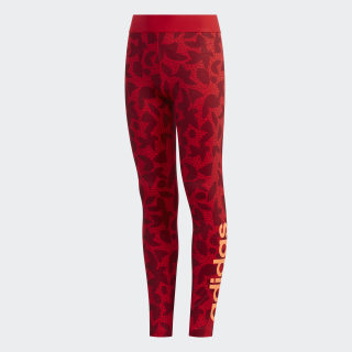 Tight XPR Scarlet / Collegiate Burgundy / Signal Coral FM0693