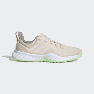 Solar LT Trainers Linen / Cloud White / Glow Green DB3400