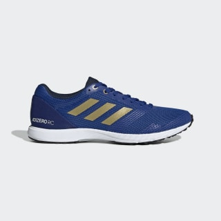 Tenis Adizero RC Collegiate Royal / Gold Metallic / Collegiate Navy G28887