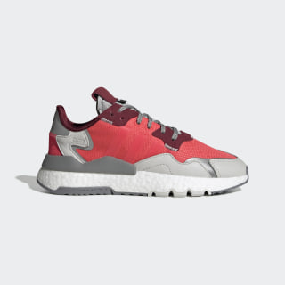 Nite Jogger Shoes Shock Red / Shock Red / Grey One EE5912