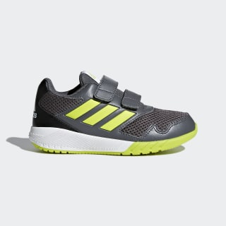 Zapatillas AltaRun GREY FIVE F17/SEMI SOLAR YELLOW/CORE BLACK CQ0033