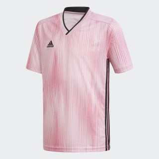 Tiro 19 Jersey True Pink / Black DU4388