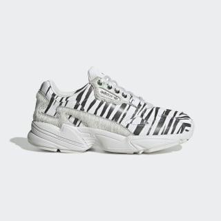 Zapatilla Falcon Crystal White / Crystal White / Crystal White FV4049