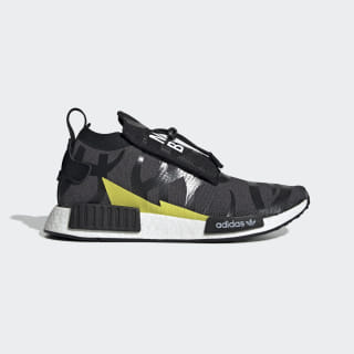 NEIGHBORHOOD BAPE NMD Stealth Schuh Core Black / Core Black / Ftwr White EE9702