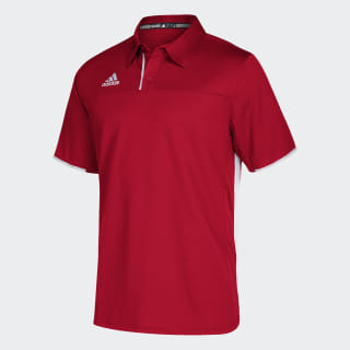 M UTILITY POLO Power Red AT5120