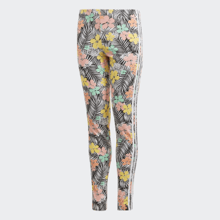 Leggings Black / Multicolor FM6712