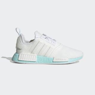 NMD_R1 Shoes Cloud White / Cloud White / Clear Aqua EF4273