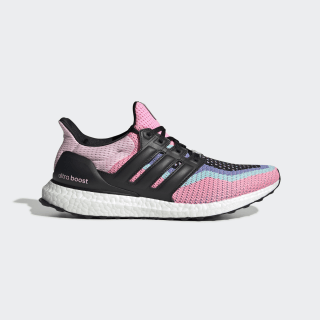 Ultraboost 2.0 Shoes Core Black / Core Black / Clear Pink FW5421