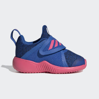 Chaussure FortaRun X Blue / Real Pink / Core Black G27210