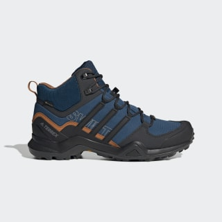 Terrex Swift R2 Mid GORE-TEX Hiking Shoes Legend Marine / Core Black / Tech Copper G26551