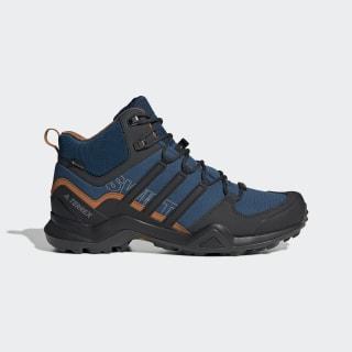 Terrex Swift R2 Mid GORE-TEX Hiking Shoes Legend Marine / Core Black / Tech Copper G26551
