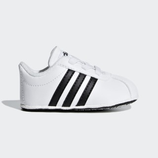 VL Court 2.0 Shoes Cloud White / Core Black / Cloud White F36605