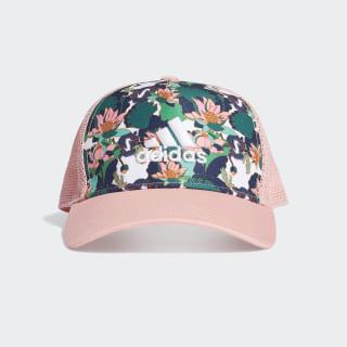 CNY Cap Glow Pink / White GE5198