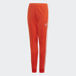 Pantalon de survêtement SST Active Orange / White DV2881