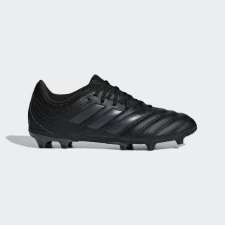 Bota de fútbol Copa 19.3 césped natural seco Core Black / Core Black / Bold Blue G28984